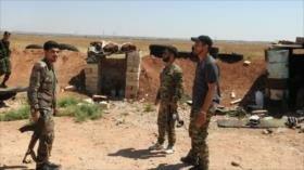 Ejército sirio recupera toda Hama y asedia a fuerzas turcas