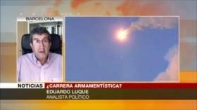 Luque: EEUU ya desarrollaba misiles antes de dejar el Tratado INF