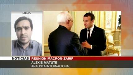 Matute: Es positivo que Francia quiera salvar el pacto nuclear
