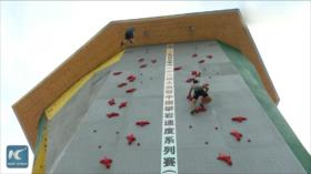 China celebra competición de deportes extremos