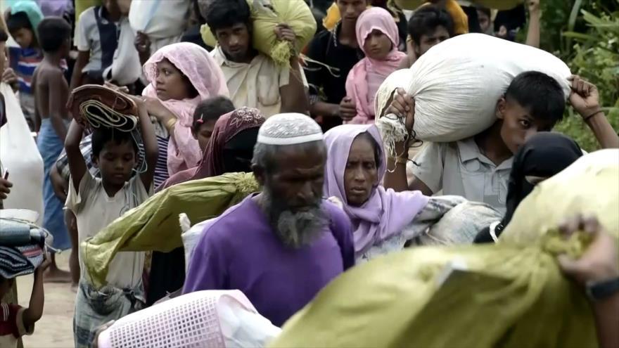 Se cumplen dos años del éxodo de la minoría Rohingya de Myanmar