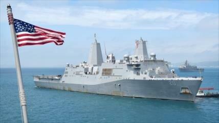EEUU reta a China enviando otro buque militar a estrecho de Taiwán