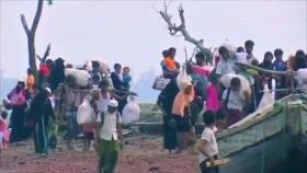 Pacto nuclear iraní. Tensiones Rusia-EEUU. Genocidio de Rohingya