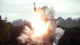 """Corea del Norte dispara dos """"proyectiles no identificados"""" al mar"""