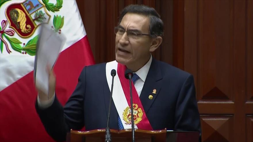 78 % de peruanos a favor del adelanto de las elecciones al 2020