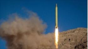 Cuerpo de Guardianes: Irán prueba con éxito un nuevo misil