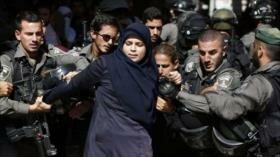 """""""Israel ha encarcelado a 17 000 mujeres palestinas desde 1967"""""""
