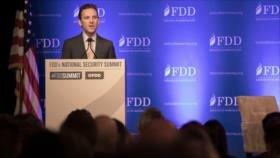 """Irán sanciona a un 'think tank' de EEUU por """"terrorismo económico"""""""