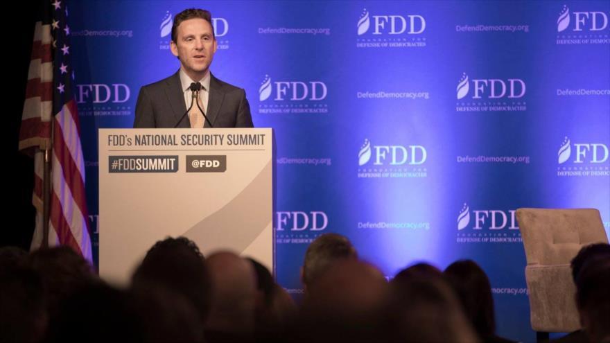 Mark Dubowitz, el director de la Fundación para la Defensa de las Democracias (FDD).