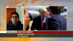 'Londres dejará caer acuerdo de Brexit sin dar concesiones a UE'