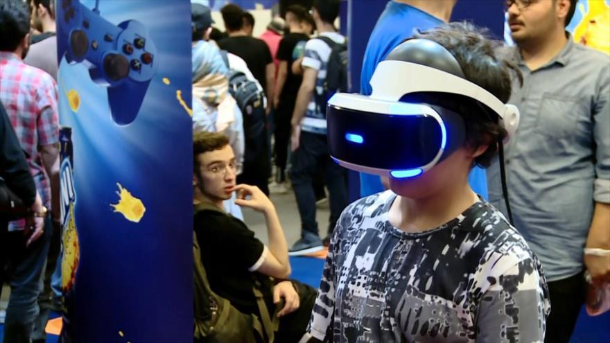 Se celebra Campeonato Nacional de Videojuegos en Teherán