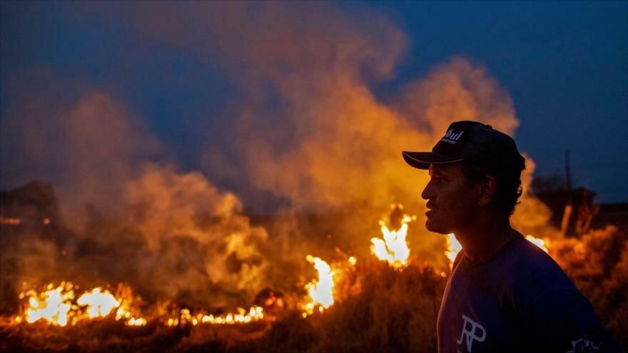 Ensayo de misil de EEUU. Cumbre de G7. Incendios de Amazonía