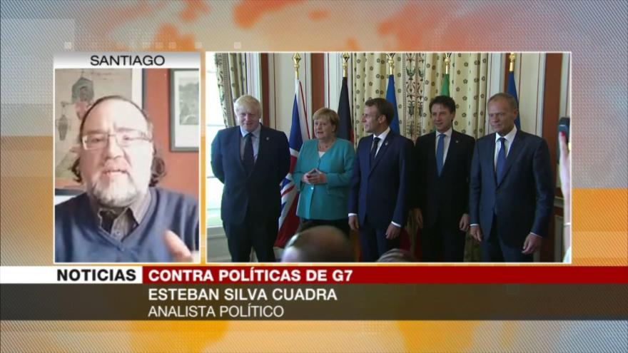 Silva Cuadra: No existe expectativas positivas sobre cumbre de G7 | HISPANTV