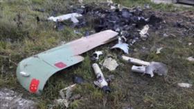 Hezbolá: Dos drones israelíes caen en el sur de Beirut