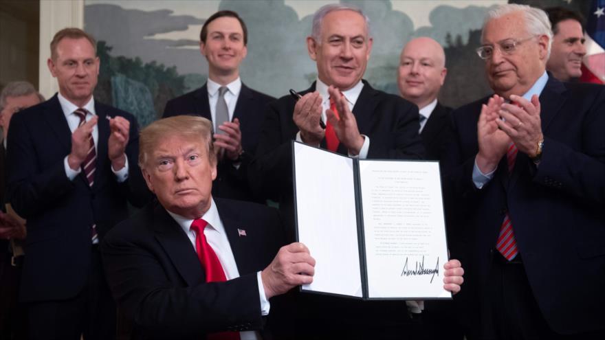 ¿Quién mueve los hilos de la política de EEUU hacia Irán? | HISPANTV