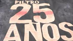 Uruguay recuerda 25 aniversario de la masacre del Hospital Filtro