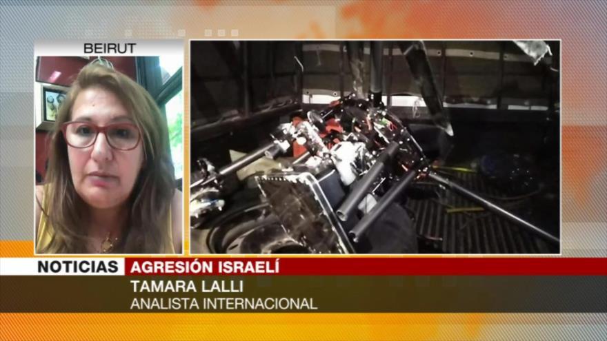 Lalli: El mundo debe actuar contra las atrocidades de Israel