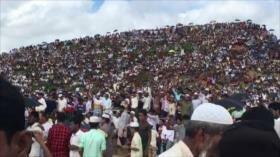 Yemen ataca Arabia Saudí. Refugiados Rohingya. Explosión en Venezuela