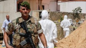 """Aoun condena """"flagrante violación"""" de El Líbano por Israel"""