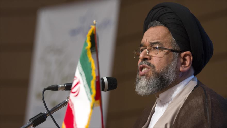 El ministro de Inteligencia de Irán, Mahmud Alavi.