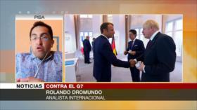 Dromundo: Resolver problemas mundiales no es prioridad para G7