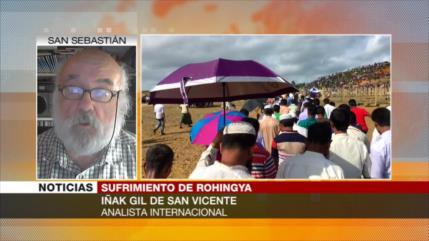 Gil: EEUU quiere romper Myanmar como intentó en Siria