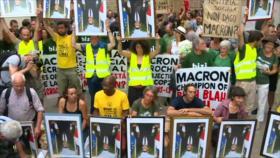 Nuevas protestas en Francia contra la cumbre del G7
