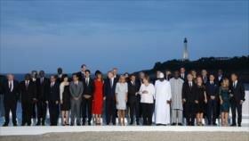 Agresión israelí a El Líbano. Genocidio de Rohingya. Cumbre de G7
