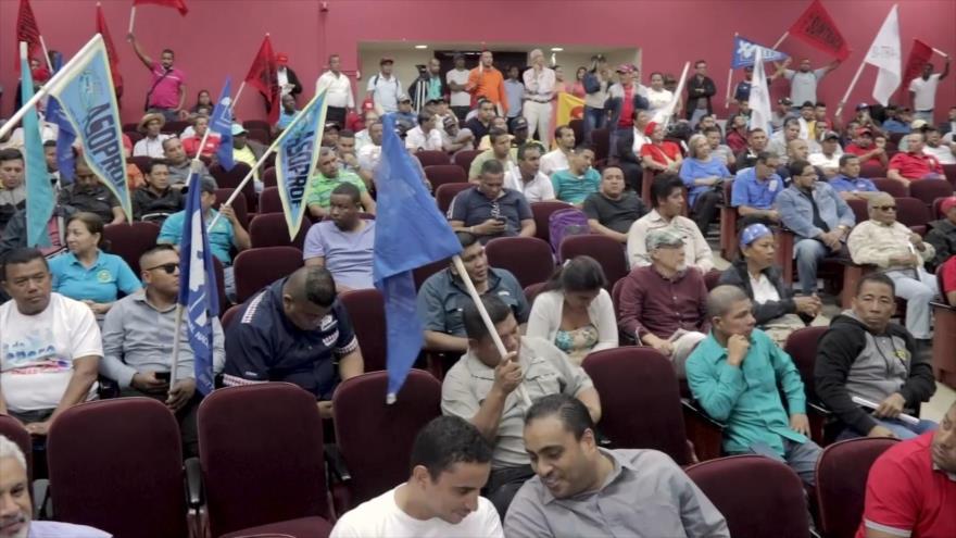 Movimientos sociales de Panamá promueven Constituyente Originaria