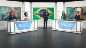 Foro Abierto: Brasil; Bolsonaro y los incendios en la Amazonía