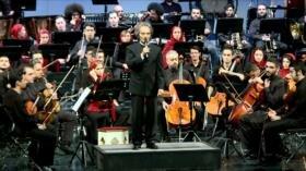 Orquesta Sinfónica de Teherán realiza composiciones de Irán y MIKTA
