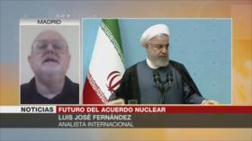 Fernández: Irán nunca negociará su capacidad defensiva