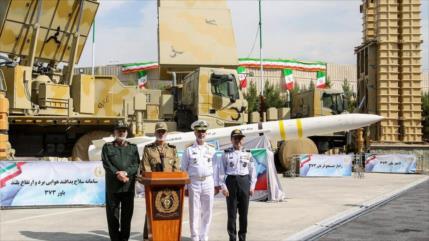 Comandante iraní: Tenemos armas apropiadas para amenazas aéreas