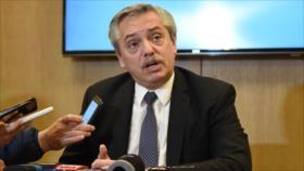"Fernández acusa a Macri y FMI de ""catástrofe social"" en Argentina"