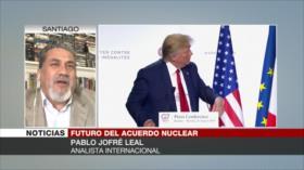 Jofré Leal: EEUU debe abandonar su conducta hostil contra Irán
