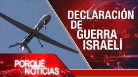 El Porqué de las Noticias: Irán y EEUU. Agresión israelí a El Líbano. Incendios en la Amazonía