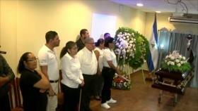 Rinden homenaje póstumo a subprocurador de DDHH de Nicaragua