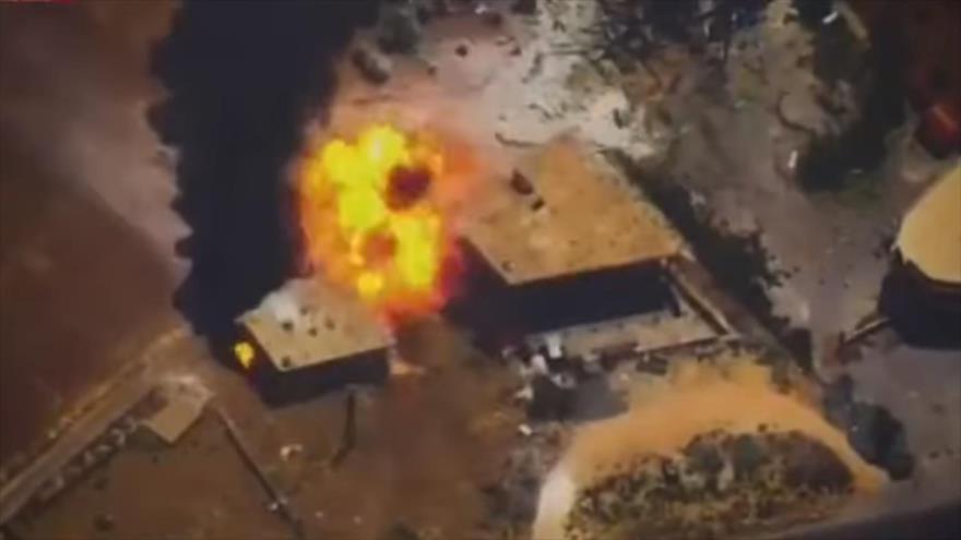 Vean como Aviación rusa asesta duros golpes a terroristas en Idlib | HISPANTV