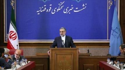 Irán condena a 10 años de cárcel a tres espías de Israel y Londres
