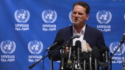 UNRWA enfrenta un déficit de $ 150 millones para ayudar a Gaza