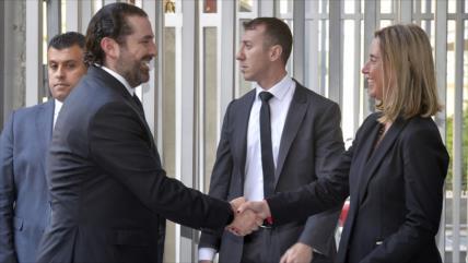 El Líbano pide apoyo de Europa ante agresiones de Israel