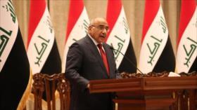 """Irak promete """"responder con firmeza"""" a cualquier agresión foránea"""
