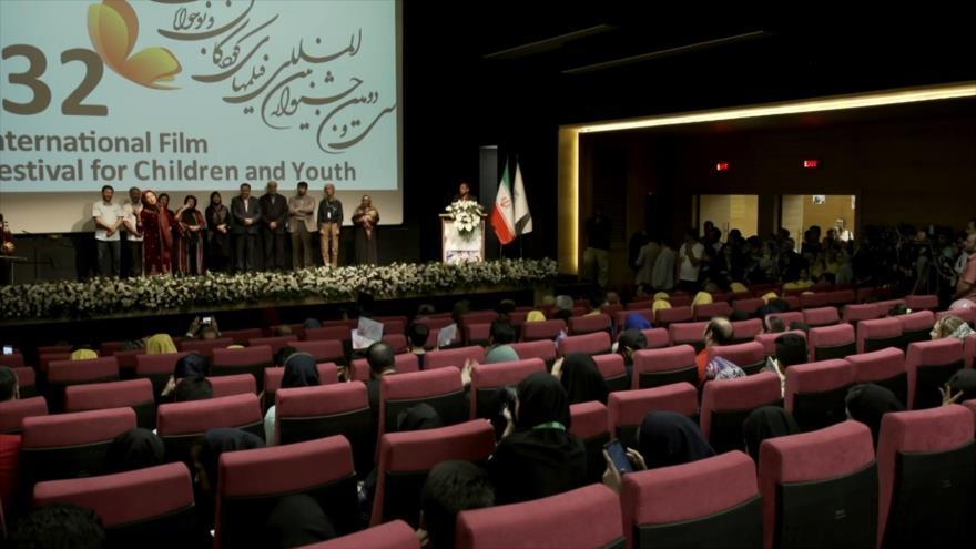 Culmina Festival Intl. de Cine Infantil y Juvenil en Isfahán