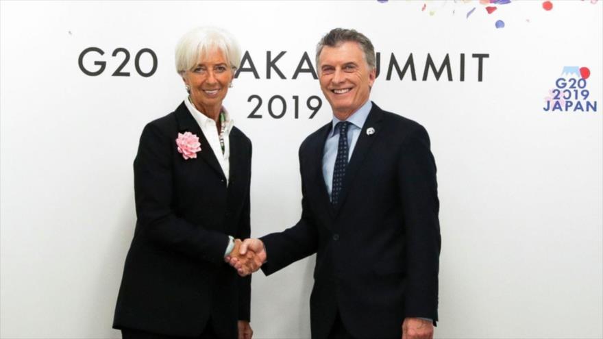 FMI: Macri es incapaz de resolver crisis económica de Argentina | HISPANTV