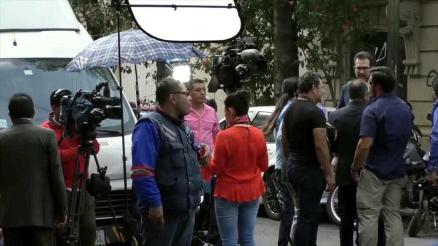 México es considerado un país peligroso para los periodistas