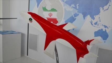 Vídeo: Cuatro drones fabricados por Irán se lucen en Rusia