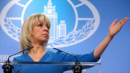 """Rusia tacha de """"burla"""" plan de transición de EEUU para Venezuela"""