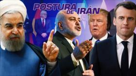 Detrás de la Razón: Irán firme, Macron insiste, Trump se contradice
