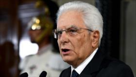 Mattarella se reúne con partidos políticos para formar Gobierno