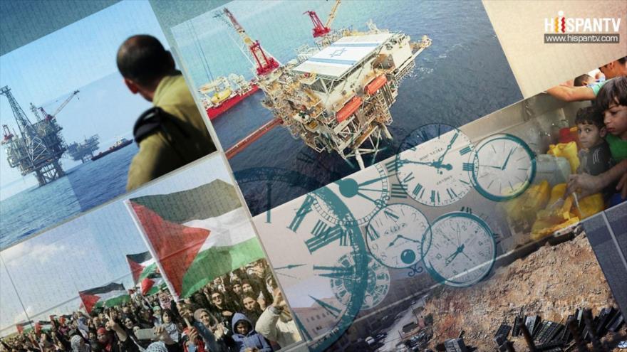10 Minutos: Saqueo regional israelí